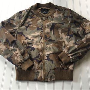 Love Tree Camouflage Jacket
